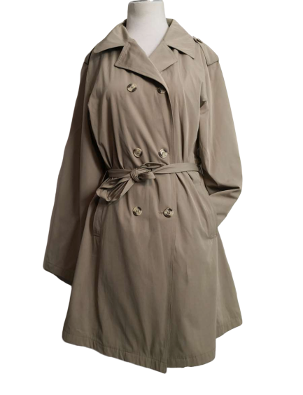 Trench vintage taille 38 40
