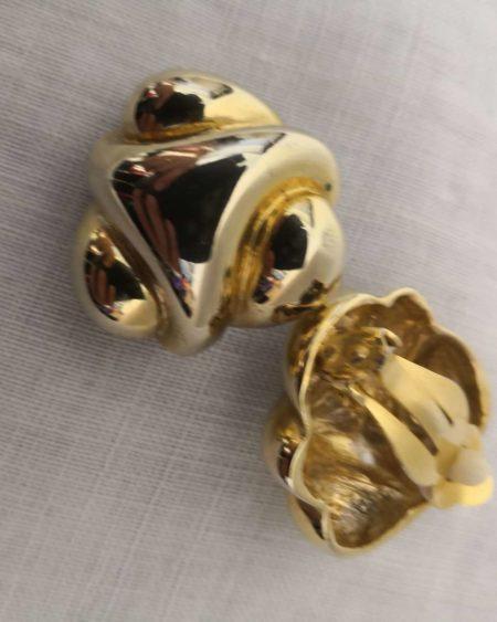 Boucle clip vintage