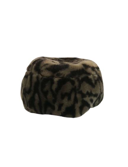 Toque léopard